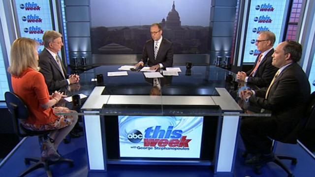 VIDEO: This Week Panel: Crisis in Egypt
