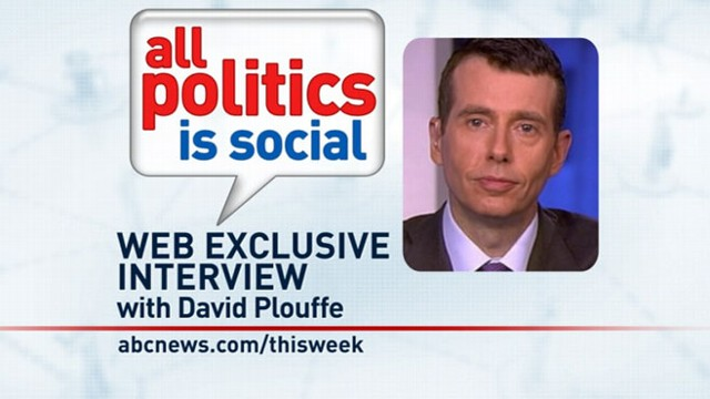 VIDEO: This Week Web Extra: David Plouffe