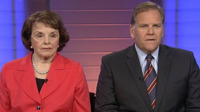 VIDEO: Sen. Dianne Feinstein, Rep. Mike Rogers This Week Interview
