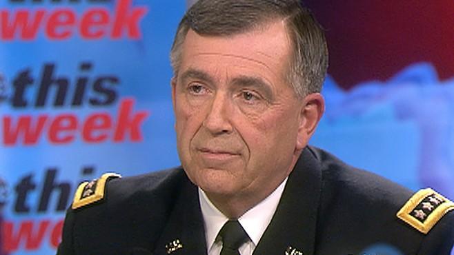 Gen. Peter Chiarelli