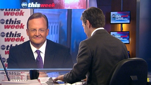 VIDEO: The Obama campaign senior adviser on the first presidential debate.