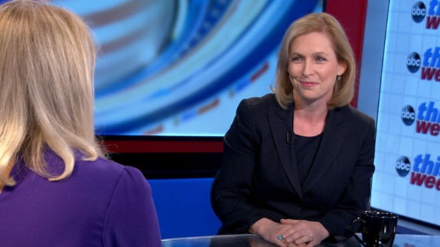 VIDEO: This Week: Sen. Kirsten Gillibrand