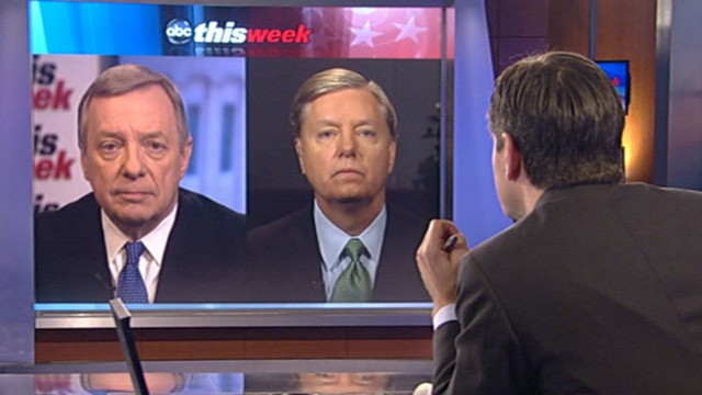 VIDEO: Two key senators on the Middle East cease-fire, and the fiscal cliff negotiations.