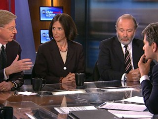 Watch: Roundtable I: Debating Gun Violence
