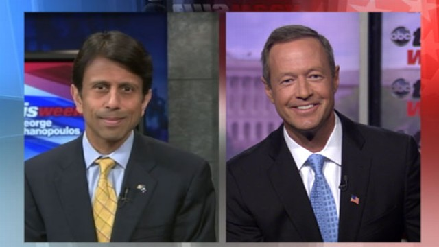 VIDEO: The governors face off on the economy, health care, and the 2012 election.
