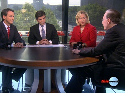 VIDEO: Sebelius, Pawlenty, Rockefeller and Landrieu debate the elements of health care reform.