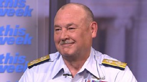 "VIDEO: Adm. Thad Allen on ""This Week"""