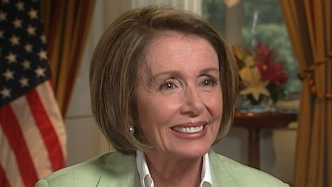 "VIDEO: House Speaker Nancy Pelosi sits down with Christiane Amanpour on ""This Week."""
