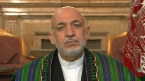 "VIDEO: Hamid Karzai on ""This Week"""
