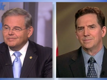 VIDEO: Coming Up on This Week: Axelrod, DeMint and Menendez