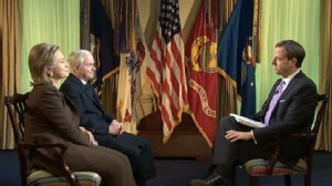 VIDEO: Jake Tapper Interviews Hillary Clinton and Robert Gates