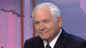"VIDEO: Defense Sec. Robert Gates sits down with Christiane Amanpour on ""This Week."""