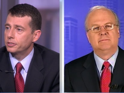 VIDEO: Karl Rove and David Plouffe Discuss Health Care