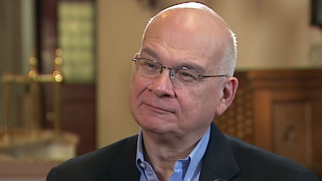 Interview With Pastor Tim Keller Video Abc News