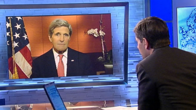 VIDEO: This Week: Secretary John Kerry