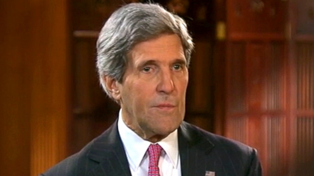 John Kerry: Kim Jong-un Reckless, Ruthless