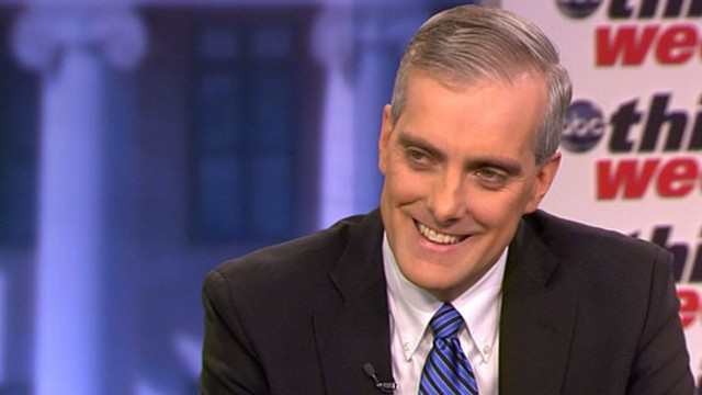 VIDEO: The White House chief of staff on the presidents second term agenda.
