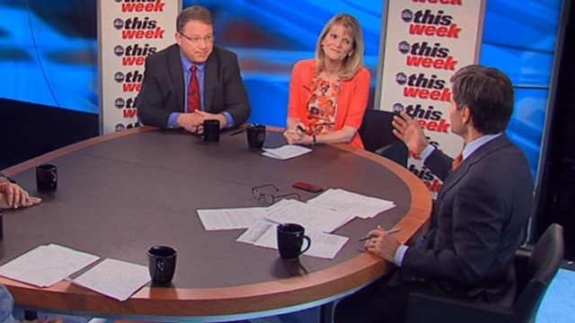 VIDEO: This Week Panel: Syria and Boston