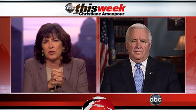 VIDEO: The Pennsylvania governor on the fallout from the Penn State scandal.