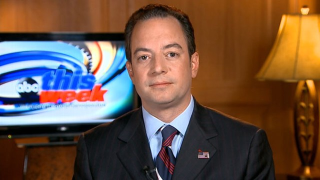 VIDEO: Reince Priebus on This Week