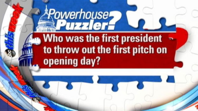 VIDEO: This Week Puzzler