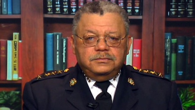 VIDEO: Philadelphia Police Commissioner Charles Ramsey on gun violence.