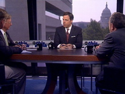 VIDEO: The Roundtable on the Oil Spill