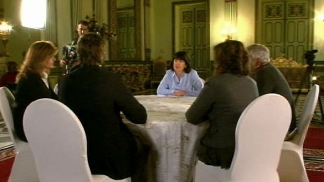 VIDEO: The Roundtable on Egypt