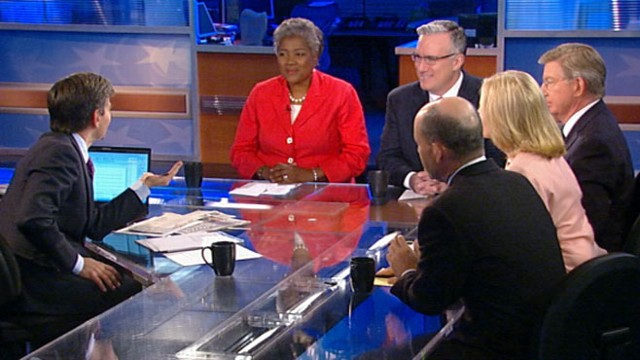 VIDEO: Keith Olbermann, George Will, Donna Brazile, Matthew Dowd, and Peggy Noonan.