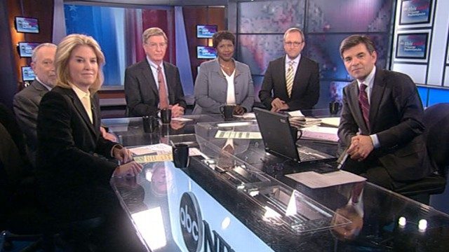 VIDEO: Sen. Heidi Heitkamp, Rep. Joaquin Castro and Rep. Tom Cotton on This Week.