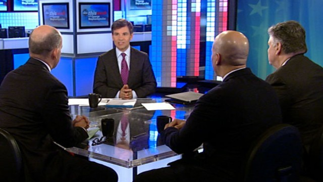 VIDEO: Cory Booker, Rep. Peter King, Matthew Dowd, Jeff Zeleny, and Katrina vanden Heuvel.