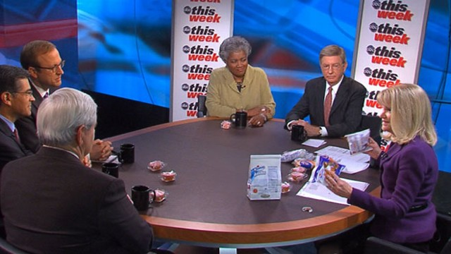 "VIDEO: The ""This Week"" roundtable on the political battle over the closing of Hostess."