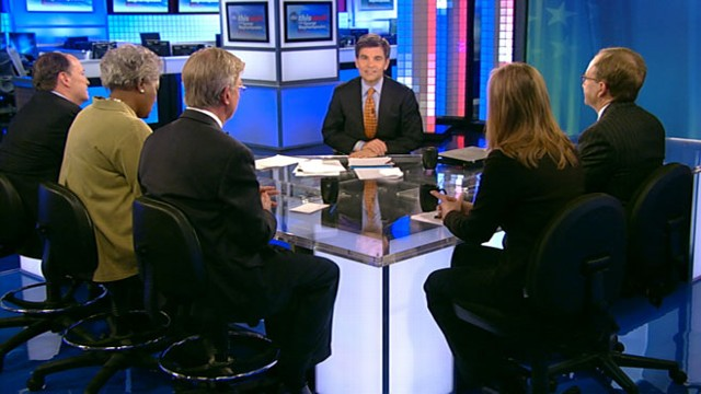 Video: Roundtable II: This Week in Politics