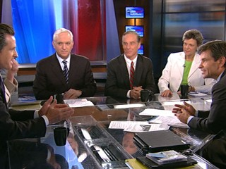 Watch: Roundtable I: Romney's VP Pick
