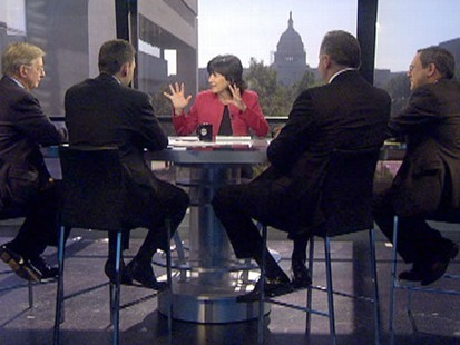 VIDEO: Roundtable: Irans International Role