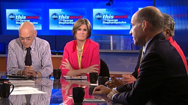VIDEO: The This Week roundtable on the final report on the Penn State scandal.