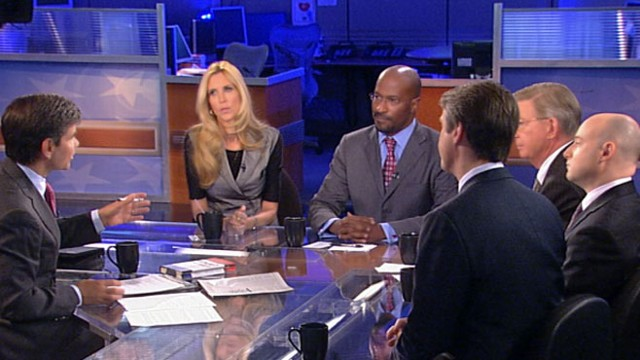 VIDEO: George Will, Ann Coulter, Van Jones, Matt Bai and Terry Moran.