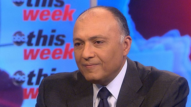 VIDEO: Ambassador Shoukry on 'This Week'