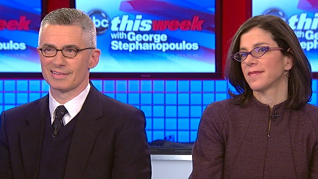 "VIDEO: Director Alexandra Pelosi and former Gov. Jim McGreevey on their HBO film, ""Fall to Grace."""