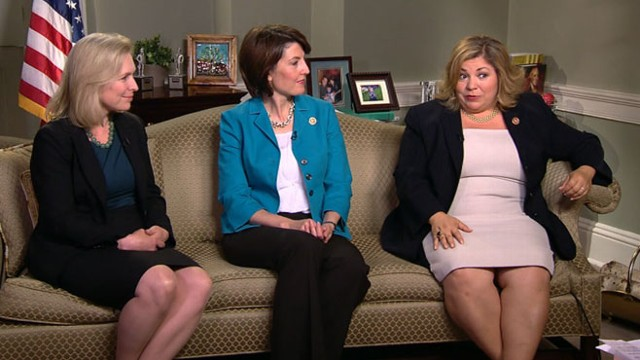 VIDEO: This Week Web Extra: Olympia Snowe