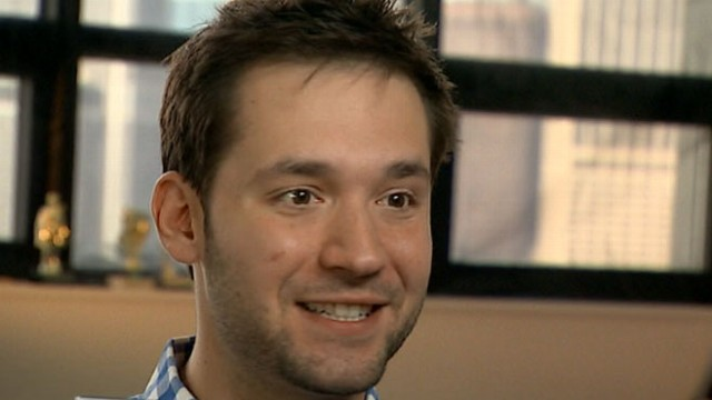 VIDEO: Sunday Spotlight: Reddit Co-Founder Alexis Ohanian
