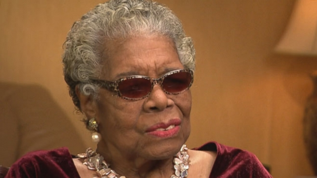 VIDEO: Sunday Spotlight: Maya Angelou