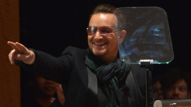VIDEO: Sunday Spotlight: Bono on World AIDS Day