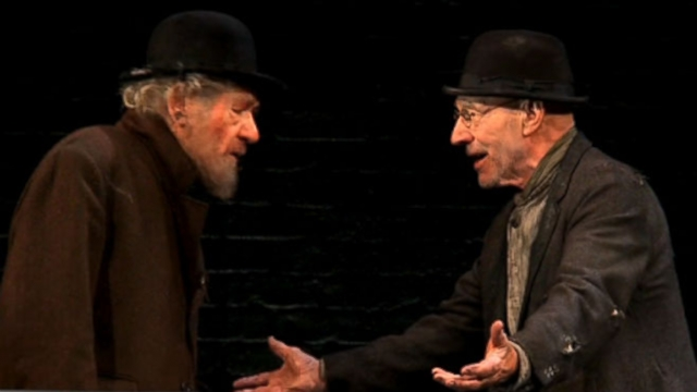 VIDEO: Sunday Spotlight: Ian McKellen and Patrick Stewart