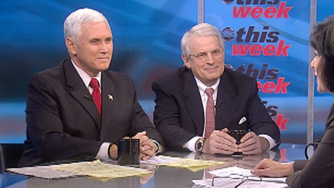VIDEO: Rep. Mike Pence and David Stockman debate the next move on tax cuts.