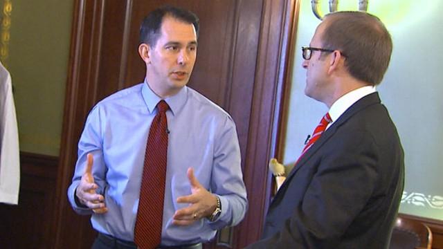 VIDEO: Gov. Scott Walker on This Week