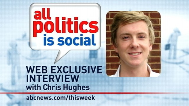 VIDEO: Facebook co-founder and New Republic publisher Chris Hughes answers viewer questions.