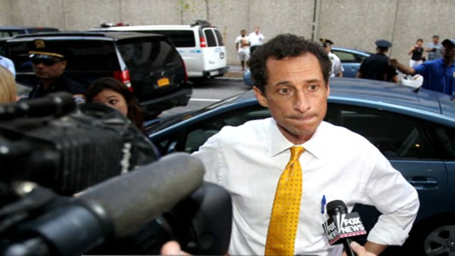 VIDEO: Anthony Weiner Sexting Scandal Discussed on This Week