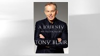 "Blair's memoir ""A Journey: My Political Life"" will be available September 2, 2010."