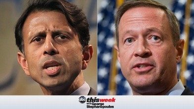 Gov. Martin O'Malley and Gov. Bobby Jindal